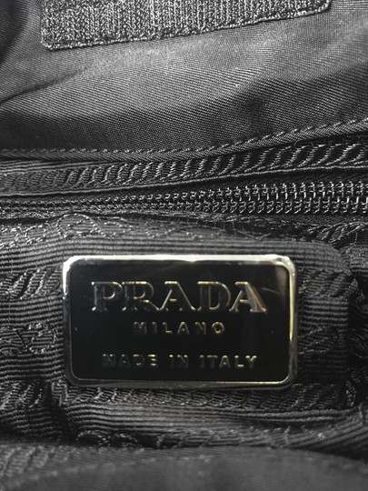 Prada Nylon Lucite Shoulder Bag