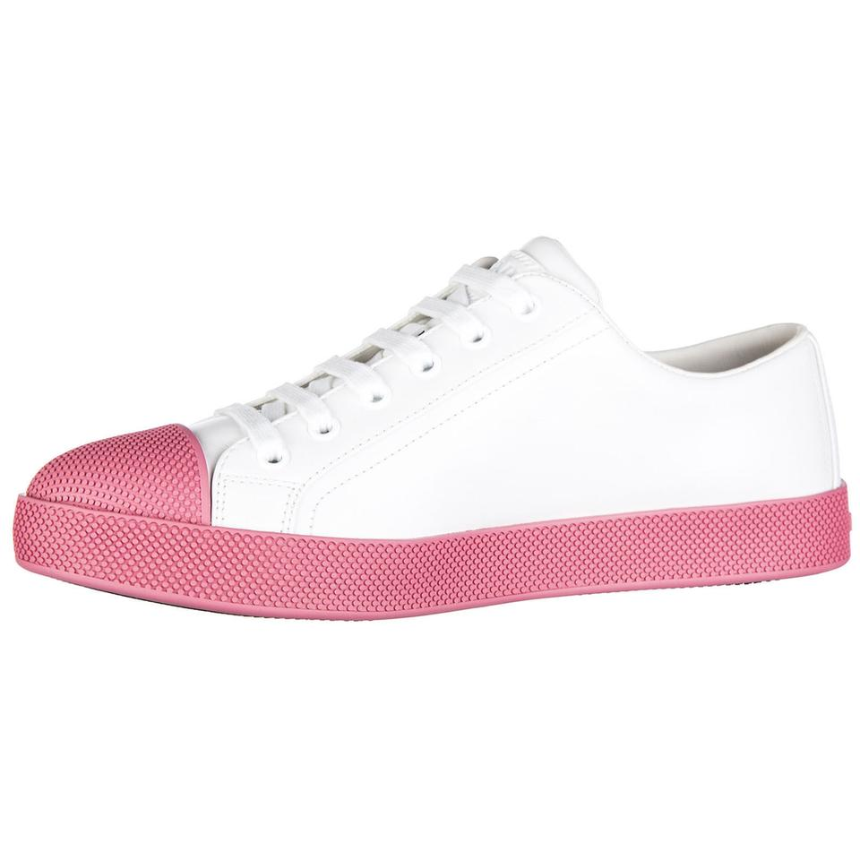 Leather Women's Trainers Sneakers Prada Sneakers 5wa1Uxv