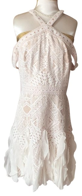 Preload https://item1.tradesy.com/images/bcbgmaxazria-ivory-mid-length-night-out-dress-size-8-m-23848950-0-1.jpg?width=400&height=650