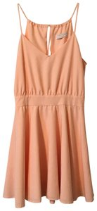Lucy Love short dress Pink on Tradesy