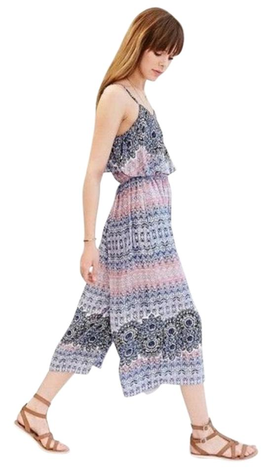 27873661edb Urban Outfitters Jumpsuit Multicolor Top - Tradesy
