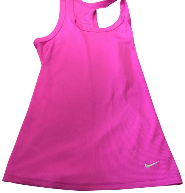 Item - Magenta Dri Fit Tight Fit Activewear Top Size 6 (S)
