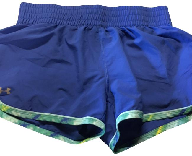 Item - Light Blue with Colored Trim Running Activewear Bottoms Size 8 (M, 29, 30)