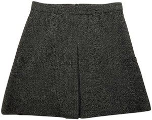 Blugirl Mini Skirt Dark Gray