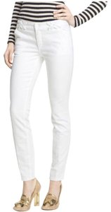 Tory Burch Ankle Skinny Jeans-Light Wash