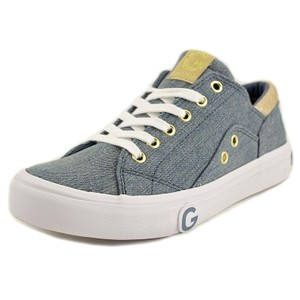 Guess G By Sneaker Denim medium blue fabric Athletic