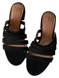 A New Day black Sandals