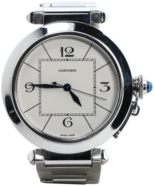 Item - White/ Stainless Steel Pasha De 42mm 2730 Watch