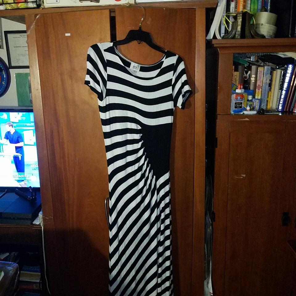 Eci New York Classic Long Casual Maxi Dress Size 14 L Tradesy