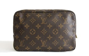 Louis Vuitton Lv Toiletry Pouch Trousse Pouch Lv Cosmetic Pouch Lv Neverfull Hobo Bag