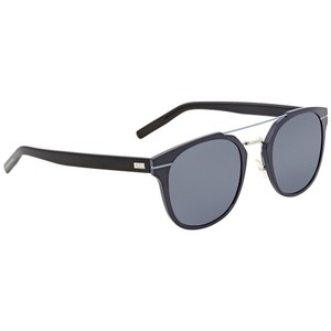 0973cf9ea47 Dior Dior Blue Square Sunglasses CD AL13.5 GAN 52