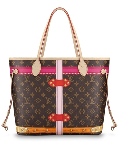 Louis Vuitton Limited Edition Neverfull Multicolor Artsy Tote in Monogram Image 2