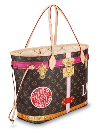 Louis Vuitton Limited Edition Neverfull Multicolor Artsy Tote in Monogram Image 3