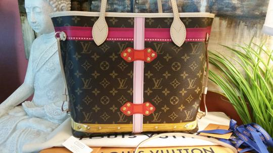 Louis Vuitton Limited Edition Neverfull Multicolor Artsy Tote in Monogram Image 8