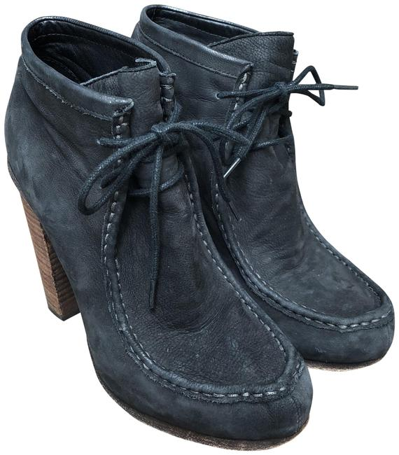 Item - Grey Charcoal Ankle Boots/Booties Size US 7 Regular (M, B)