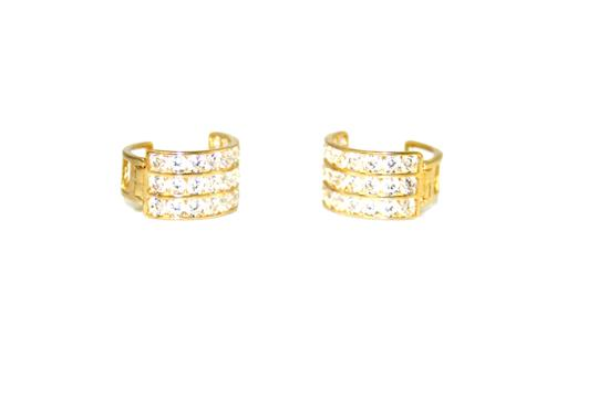 Other 14k Yellow Gold Cz Earrings