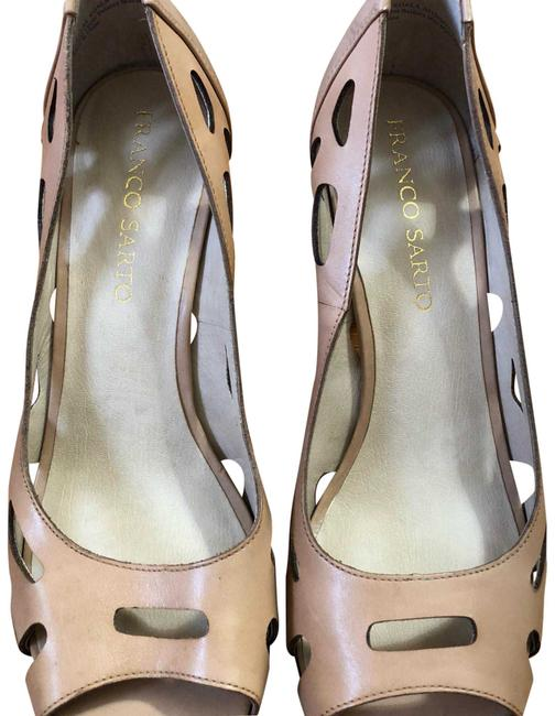 Franco Sarto Tan Koala Pumps Size US 8.5 Regular (M, B) Franco Sarto Tan Koala Pumps Size US 8.5 Regular (M, B) Image 1