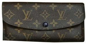 Louis Vuitton Louis Vuitton Emilie Long Wallet