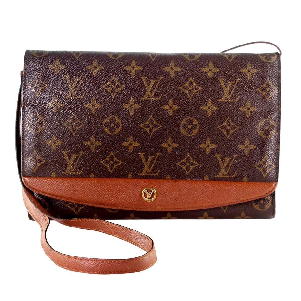 Louis Vuitton Bordeaux 6383 Brown Canvas Cross Body Bag - Tradesy 185ac7ec21712