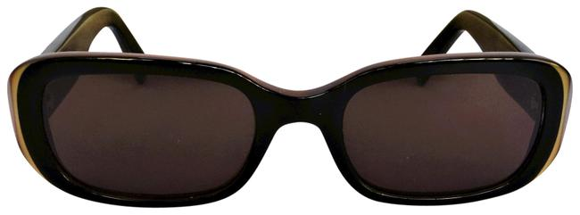 Escada * Black Tortoise Shell E1052 Sunglasses Escada * Black Tortoise Shell E1052 Sunglasses Image 1