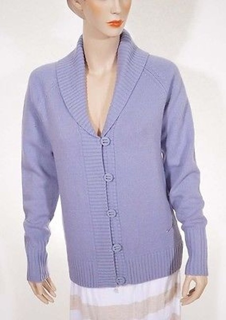 Preload https://item5.tradesy.com/images/nike-golf-541857-womens-purple-wool-button-down-shawl-collar-cardigan-sweater-2385529-0-0.jpg?width=400&height=650