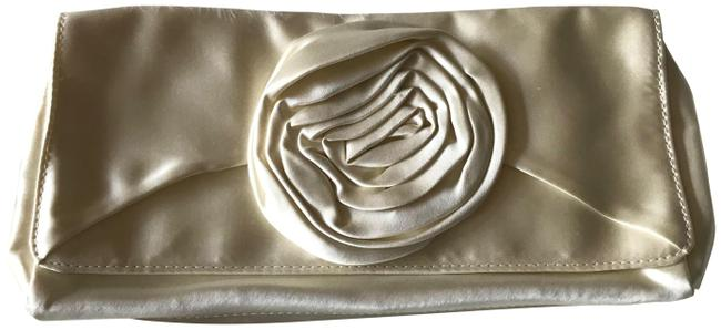 Item - Ivory Silk Clutch