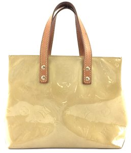 Louis Vuitton Tote in monogram yellow mustard