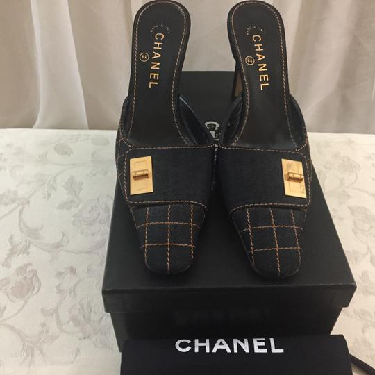 Chanel Mules Image 1