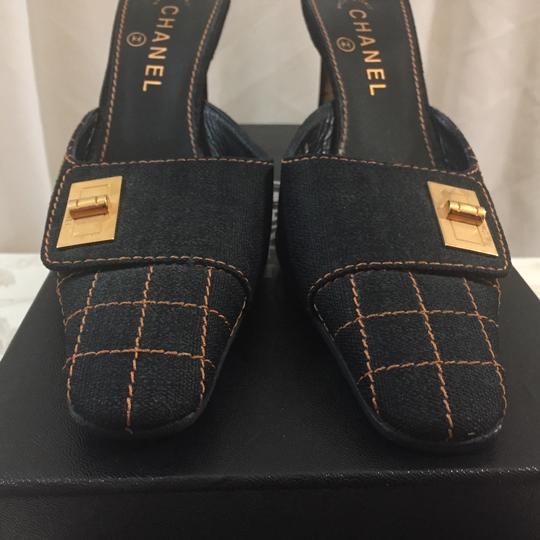 Chanel Mules Image 2