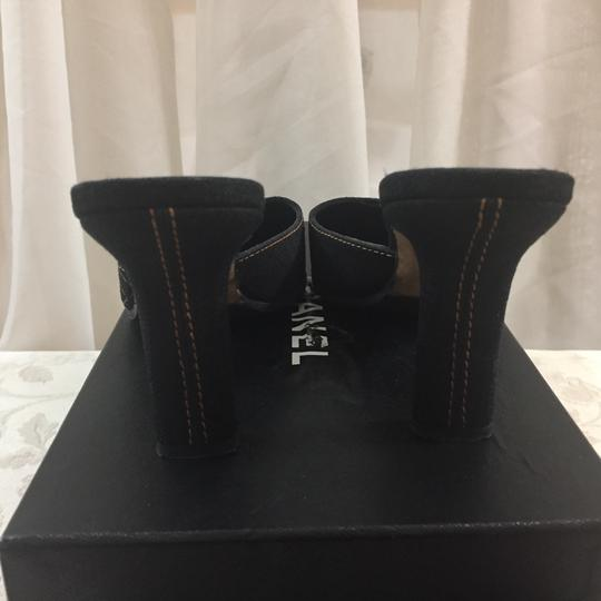 Chanel Mules Image 6