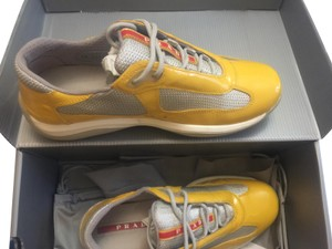 Prada Yellow / mustard Athletic