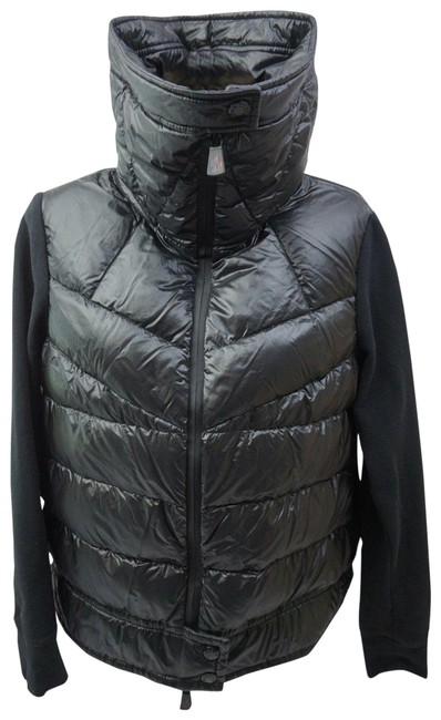 Moncler Black Jacket Image 0