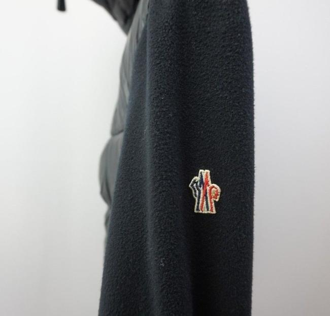 Moncler Black Jacket Image 2