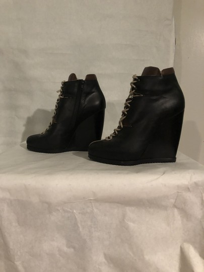 Pierre Hardy Black Boots Image 1