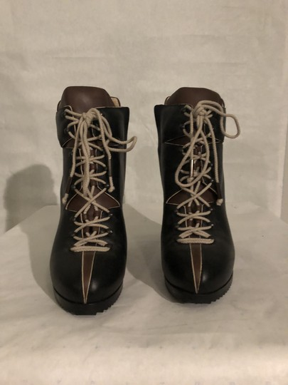 Pierre Hardy Black Boots Image 2