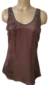 Brunello Cucinelli Top Brown