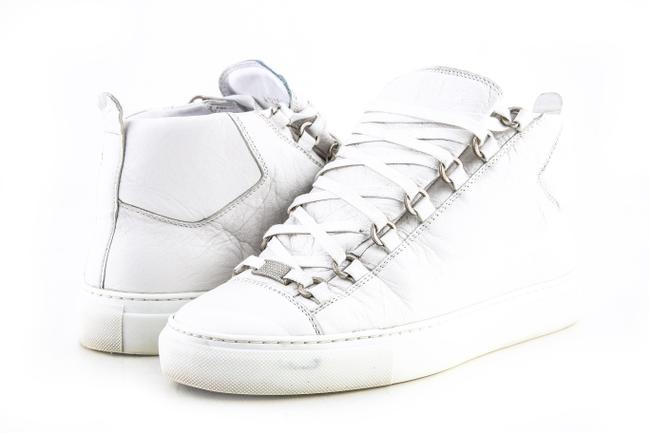 Item - * White High Sneakers Shoes