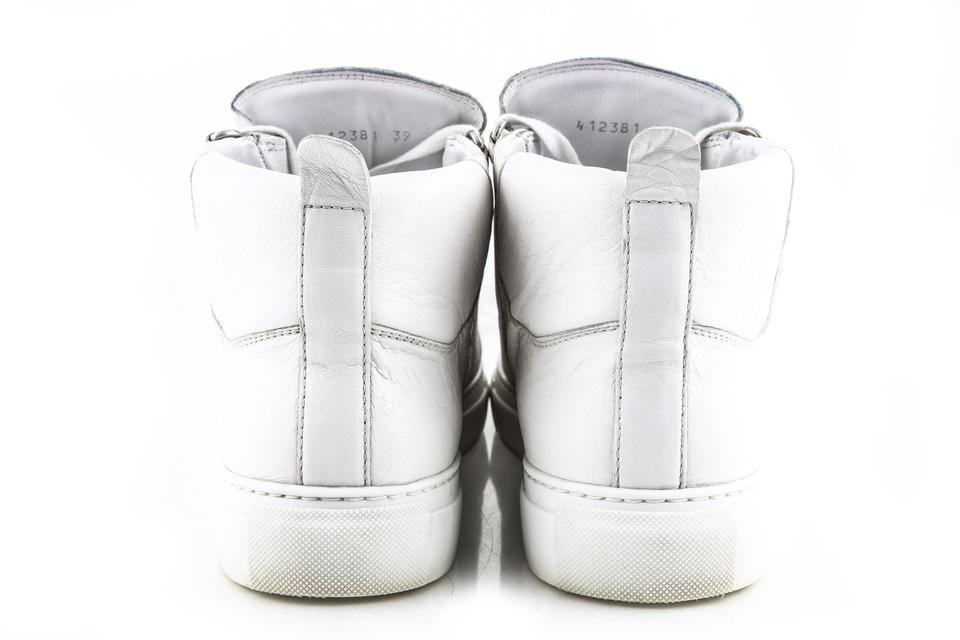 Shoes Balenciaga White White Sneakers Balenciaga High High Sneakers White Balenciaga Shoes High Z4Pqx
