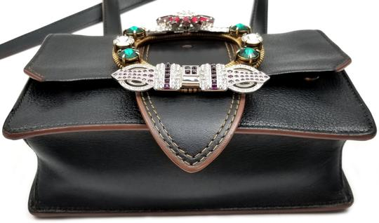 Miu Miu Orchard Leather Adjustable Strap Shoulder Bag Image 6