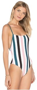 Solid & Striped SOLID & STRIPED The Chelsea in Black Jade