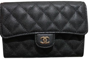 Chanel Chanel Classic Flap Compact Wallet