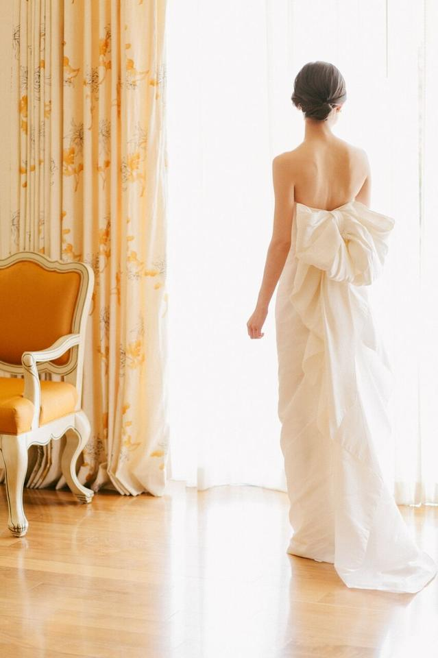 Lanvin White Wedding Dresses - Up to 90% off at Tradesy