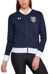 Under Armour bomber