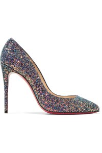 Christian Louboutin Pigalle Pigalle Pigalle Follies Black Pumps