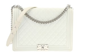 Chanel Large Boy Shoulder Bag