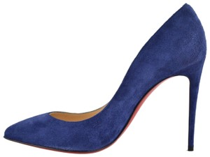 Christian Louboutin Pigalle Follies Pigalle Pigalle China Blue Pumps
