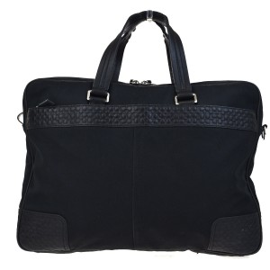 Coach Made In China Black Messenger Bag