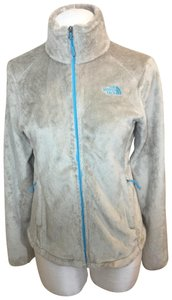 The North Face Gray/Turquoise Jacket