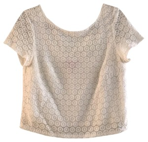 Lilly Pulitzer for Target Top white