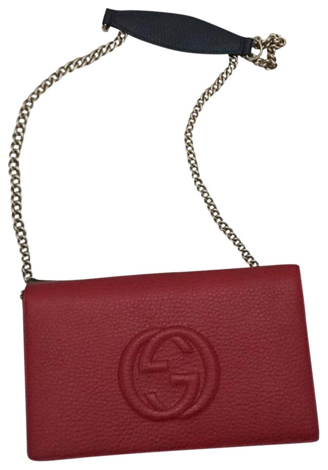 b096e01dd2fd Gucci Wallet On Chain White | Stanford Center for Opportunity Policy ...